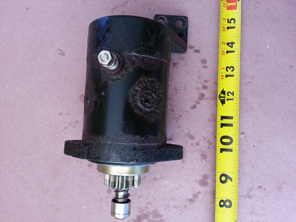 ~87-93 Yamaha WR500G Waverunner Jet Ski Starting Motor Assembly 6K8-81800-12-00