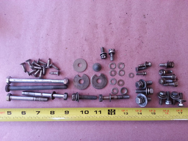 ~1987-1993 Yamaha 500 WR500G Waverunner Jet Ski Lot of Bolts Washers