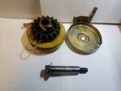*1974-1978 Evinrude Johnson 0318938 0318940 0318944 Rewind Starter Pulley/Spring 9.9/15 Hp*