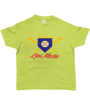 KIDS REGENT HOME RUN T-SHIRT Clothing - MORILLO ENTERPRISE