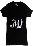 Entrepreneur Evolution Bamboo Jersey T-Shirt Clothing - MORILLO ENTERPRISE