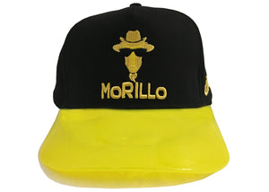 PVC BRIM TWILL BASEBALL CAP Hats, Accessories - MORILLO ENTERPRISE