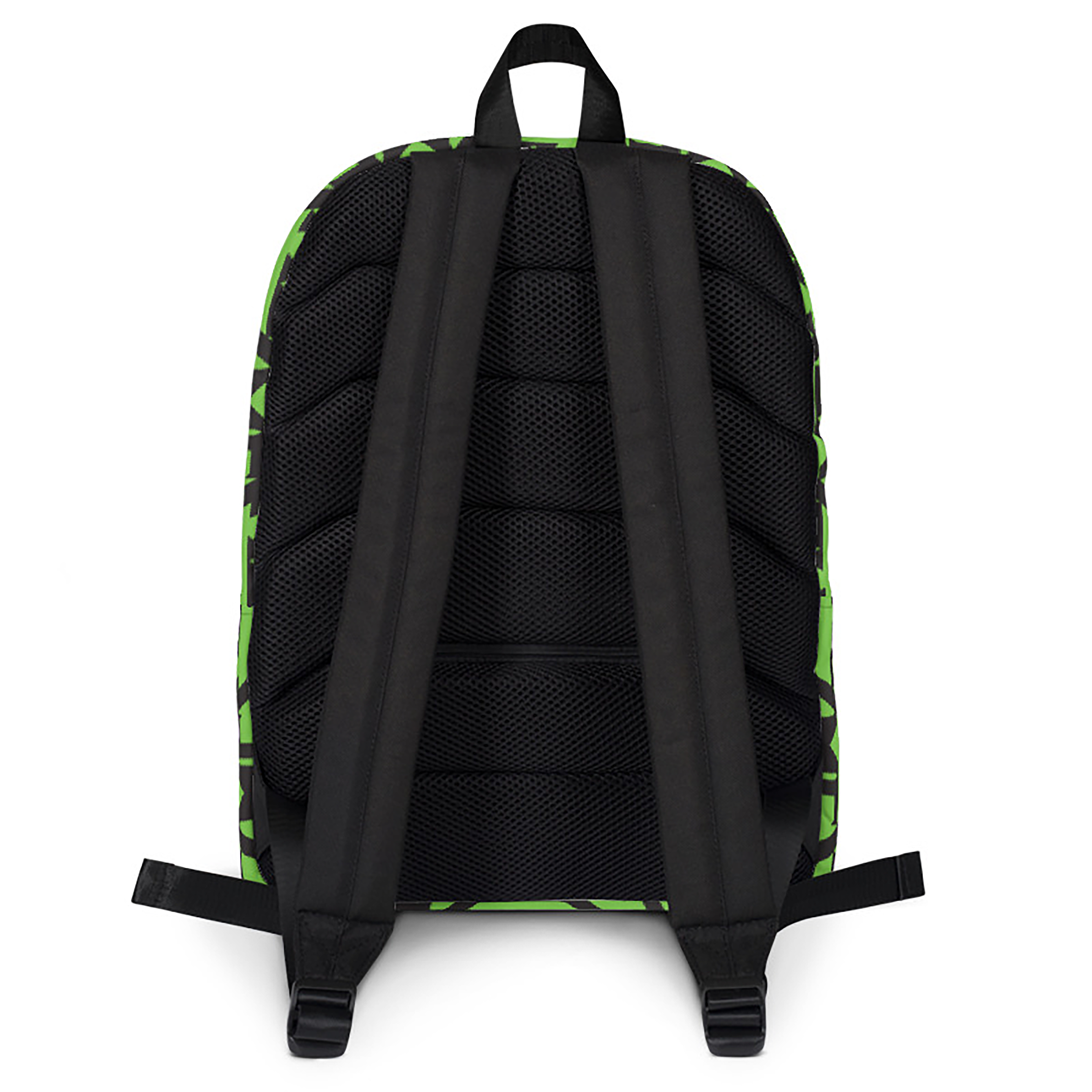 ME HONEYCOMB PATTERN BACKPACK