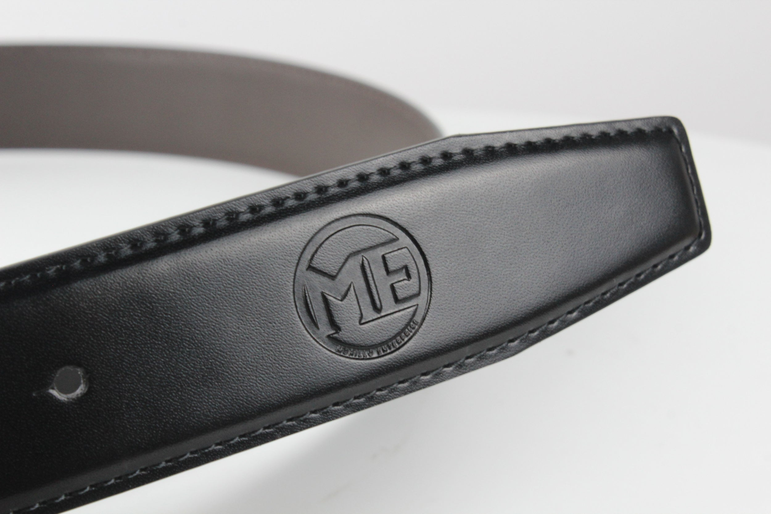 ME CARBON FIBER BUCKLE, LEATHER BELT Accessories - MORILLO ENTERPRISE