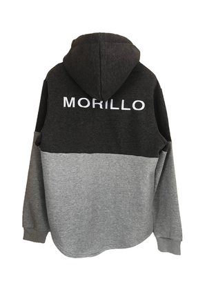 PREACH Colorblock Embroidered Logo Cotton Fleece Hoodie Hoodie, Sweatshirt - MORILLO ENTERPRISE