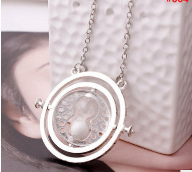 time turner necklace hourglass vintage pendant Hermione Granger for women lady girl wholesale 0131 Trending products - August 2018 - MORILLO ENTERPRISE