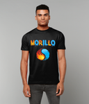 FIRE & WATER BALANCE, YIN YANG SYMBOL BAMBOO T-SHIRT Clothing - MORILLO ENTERPRISE