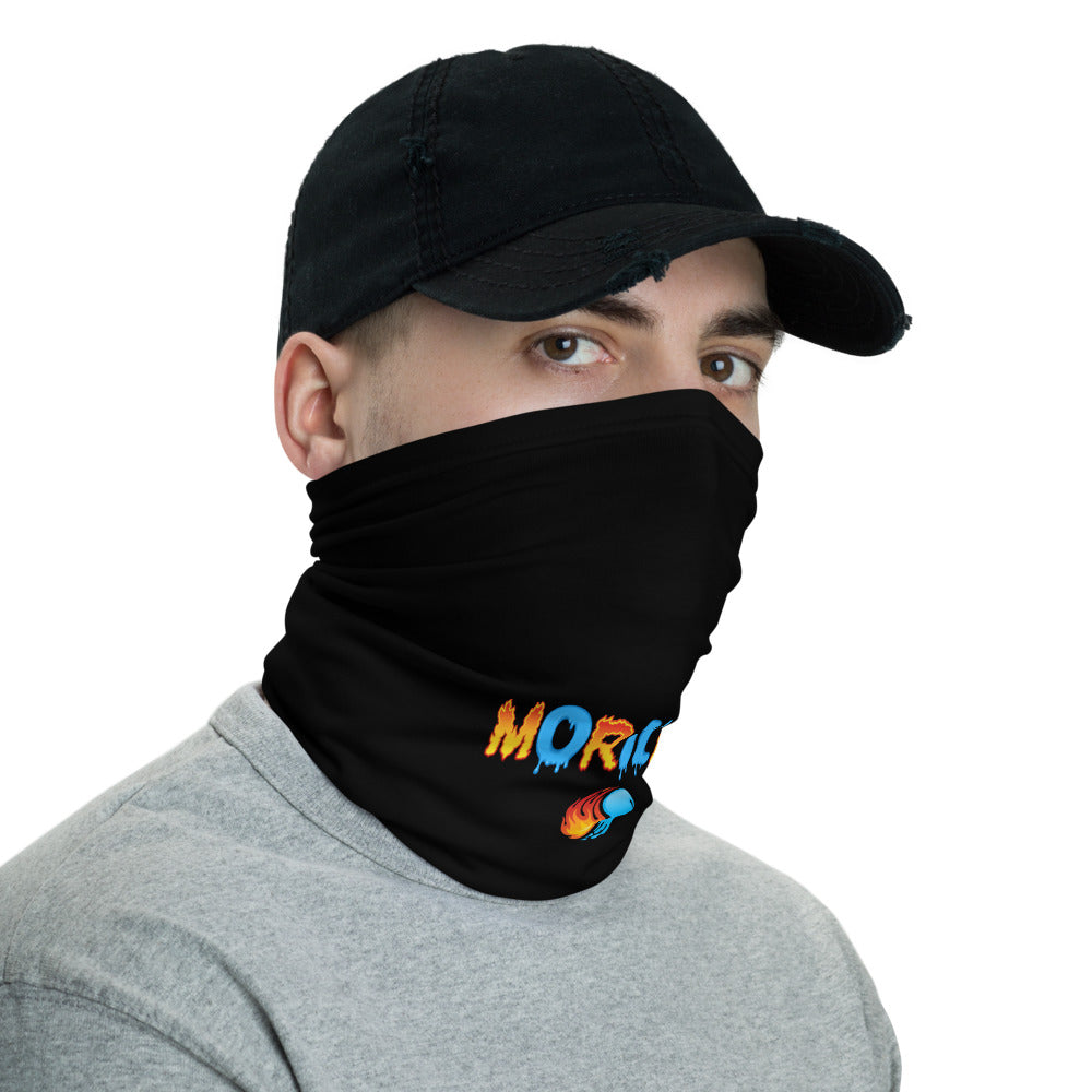 FIRE & WATER BALANCE YIN YANG NECK GAITER FACE MASK - MORILLO ENTERPRISE