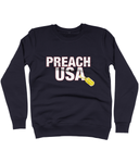 PREACH USA Sweatshirt Clothing - MORILLO ENTERPRISE