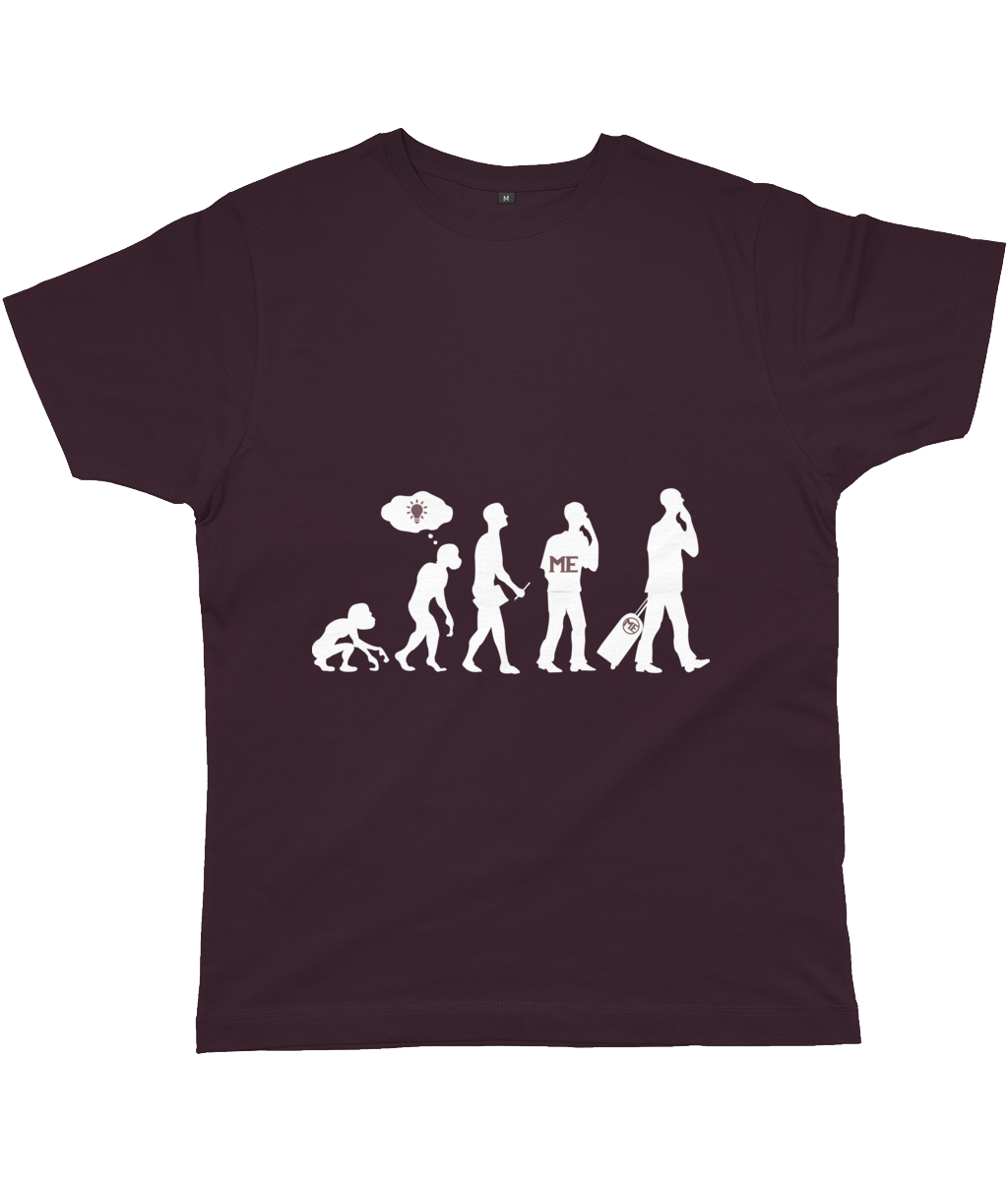 ENTREPRENEUR EVOLUTION BAMBOO T-SHIRT Clothing - MORILLO ENTERPRISE