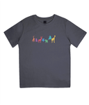Junior Animal Jersey T-Shirt Children Clothing - MORILLO ENTERPRISE