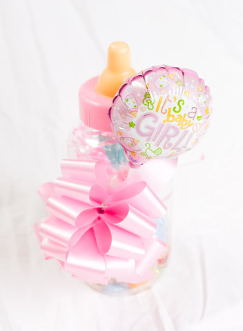 'New Baby Girl' Mylar Balloon Gift Item