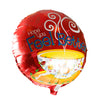 'Get Well' Mylar Balloon