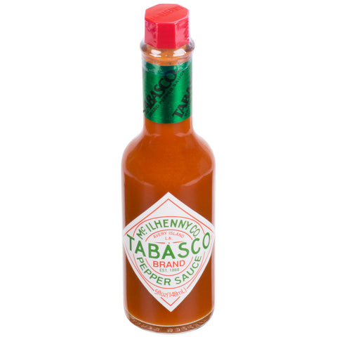Tabasco Sauce Vintage Advertisement Mirror Sign