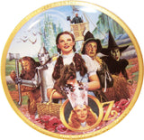 The Wizard Of Oz Cast Mirror Sign