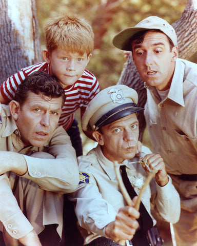 Andy Griffith Men Of Mayberry 8x10 Glossy Photo