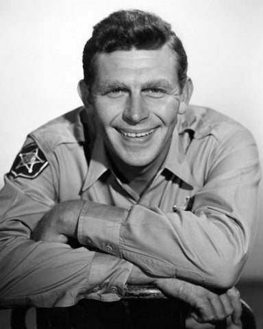 Andy Griffith Show George Sherriff Taylor 8x10 Glossy Photo