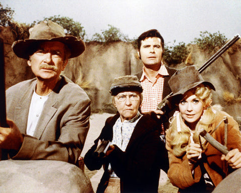 Beverly Hillbillies Guns 8x10 Glossy Photo
