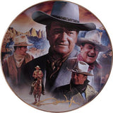 John Wayne Mirror Sign