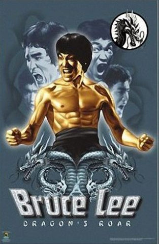 Bruce Lee Poster 16x20