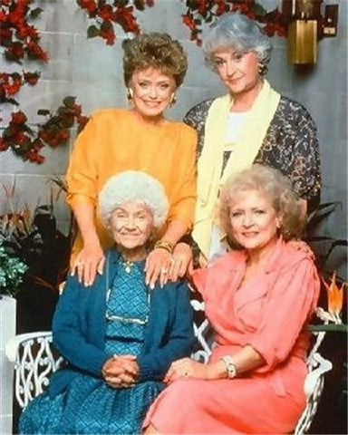 Golden Girls Bea Arthur Beatty White Estelle Getty Rue McClanahan   8x10 Glossy Photo