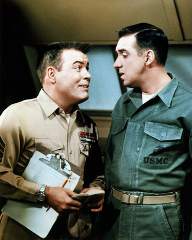 Gomer Pyle U.S.M.C.   Jim Nabors Frank Sutton    8x10 Glossy Photo