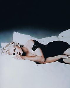 Madonna In Bed  Color   8x10 Photograph
