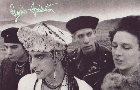 Jane's Addiction Band Rare Poster