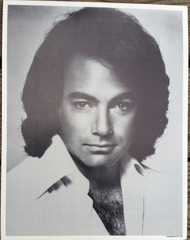 Neil Diamond Vintage Poster