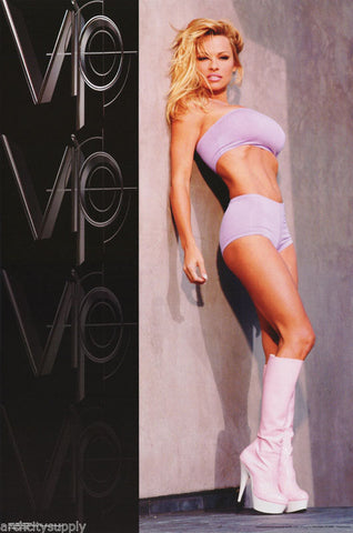 Pamela Anderson VIP Boots  Rare Vintage Poster