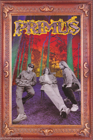 Primus Group   Rare Vintage Poster