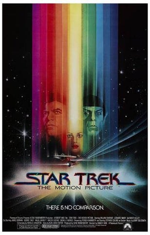 Star Trek The Motion Picture  Movie Rare Vintage Poster