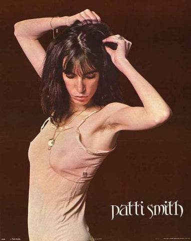 Patti Smith Easter Album Cover 1978 Rare Poster