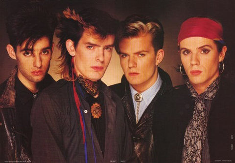 The Cult  Band Rare Poster