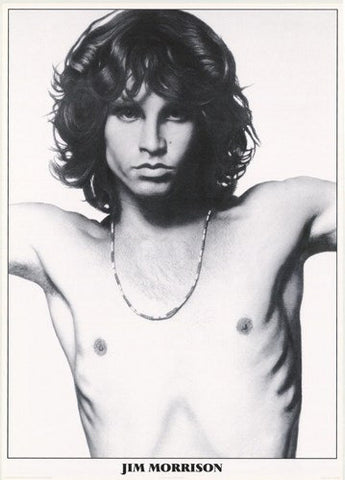 The Doors Jim Morrison Open Arms  Rare Vintage Poster