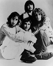 The Who Band 8x10 Photograph