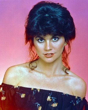 Linda Ronstadt Color 8x10 Photograph