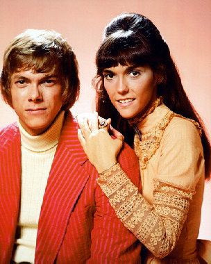 The Carpenters Color 8x10 Photograph
