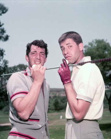 Jerry Lewis and Dean Martin The Caddy 8x10 Photograph