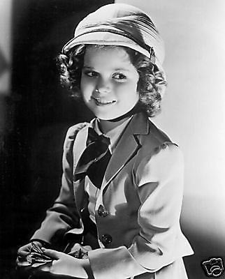 Shirley Temple Equestrian  8x10 Photograph