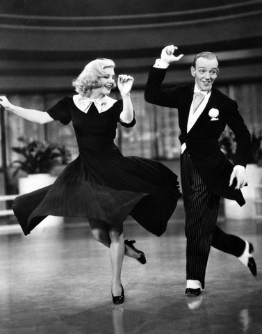 Fred Astaire And Ginger Rogers Flying Down To Rio 8x10 Photograph