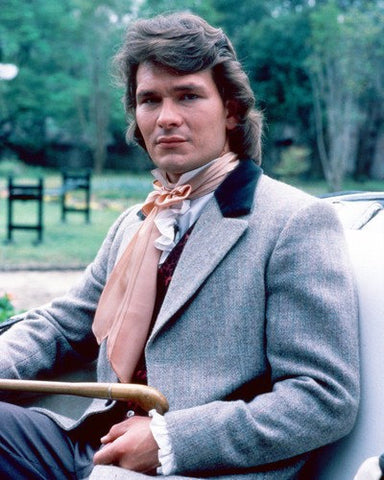 North And South Patrick Swayze  8x10 Photograph