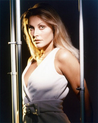 Sharon Tate White Dress  8x10 Photograph