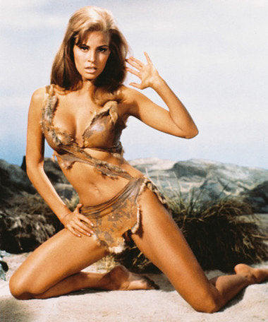Raquel Welch ONE MILLION YEARS B.C 8x10 Photograph