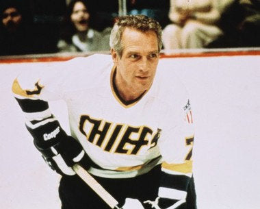 Paul Newman Slap Shot  8x10 Photograph