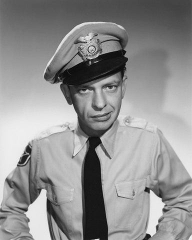 Andy Griffith Barney Fife Don Knotts 8x10 Photograph