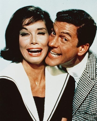 Dick Van Dyke Show With Mary Tyler Moore Color  8x10 Photograph