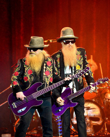 ZZ Top Color 8x10 Photograph