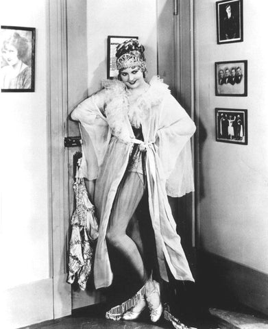 Thelma Todd  B/W 8x10 Photograph