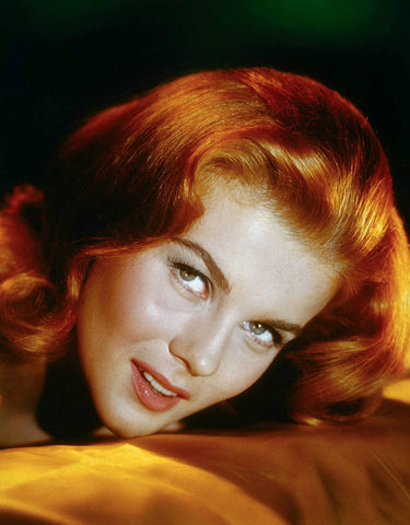 Ann Margret Close Up Color 8x10 Photograph
